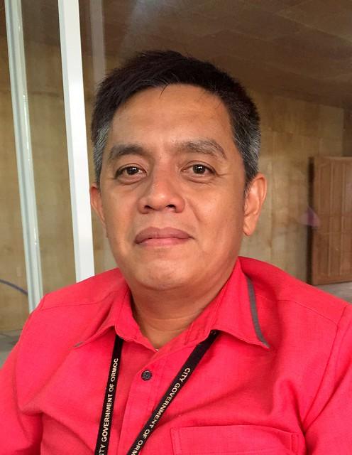 Local Ormoc City resident Arthur C. Arcuino