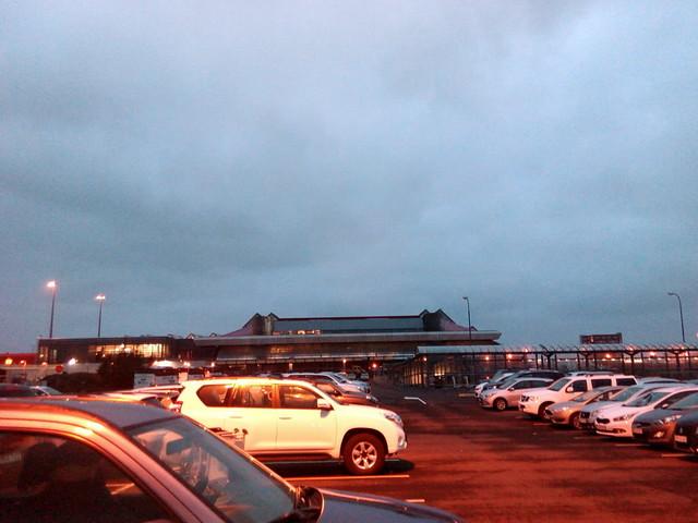 Islandia - Aeropuerto Keflavik