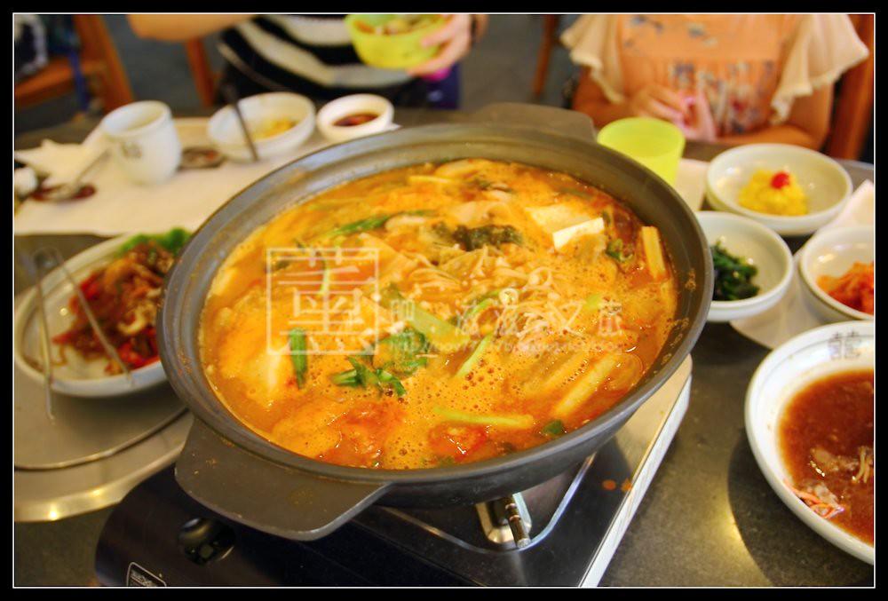 三園花園韓式料理