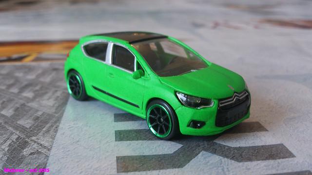 N°245B Citroën DS4 22197780976_ffd9da886a_z