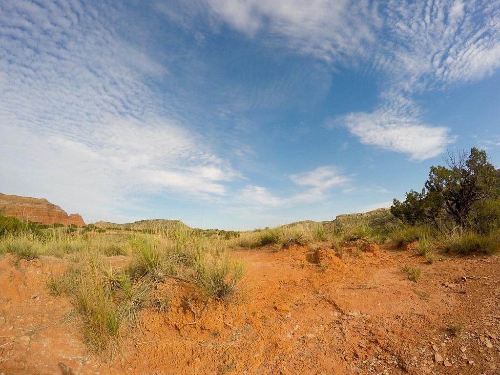 Palo Duro Canyon High Plains Texas Tripcarta