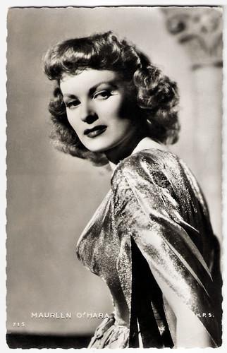 Maureen O'Hara (1920-2015)