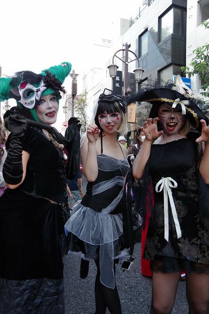 Cat's Halloween Parade in Kagurazaka 2015 26