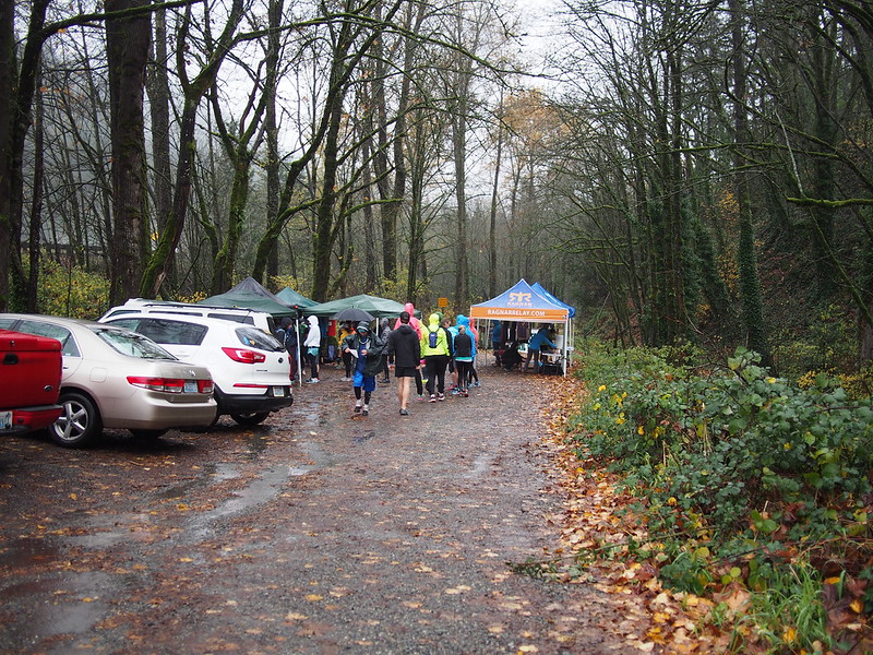 "Grand Ridge Trail Run: The <a href=""http://www.evergreentrailruns.com/11-14-grand-ridge-02"" rel=""nofollow"">Grand Ridge Trail Run</a> took place in this nasty weather.  I heard from some of the organizers that they had a few folks taken away by EMTs, and one person ended up in the ER."