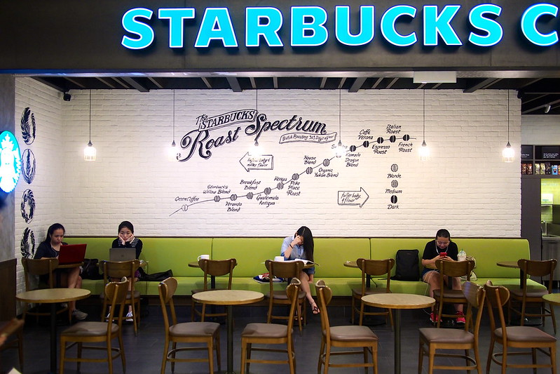 Starbucks, Citylink Mall, Singapore