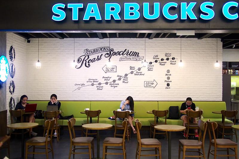 Starbucks, Citylink Mall, Singapore
