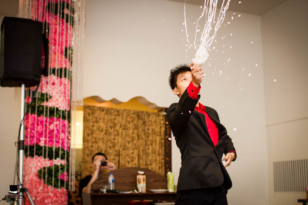 【魔術師法拉利】魔術表演 / 大型魔術演出 / 尾牙表演 / 魔術師推薦 / 魔術師價位