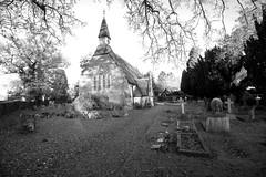 All Saints Church, Coleshill, Buckinghamshire