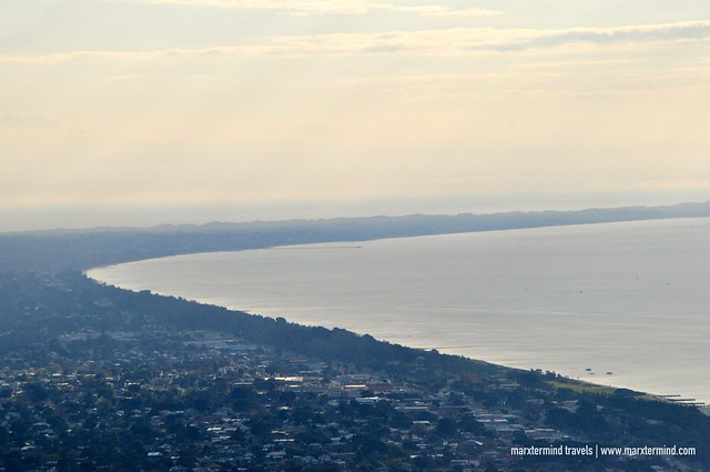 Overlooking Mornington Peninsula Murrays Lookout