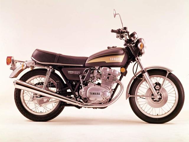 Yamaha TX500 73