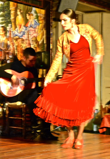passion - Flamenco Show Madrid - Tablao Flamenco Villa Rosa