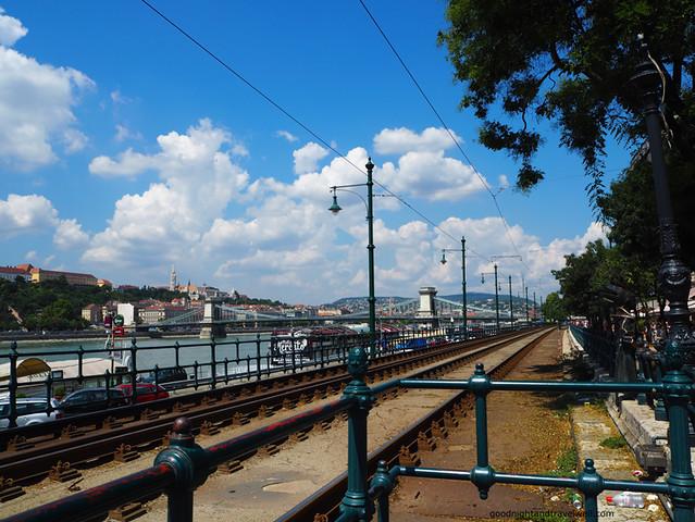 Passeggiata sul Danubio