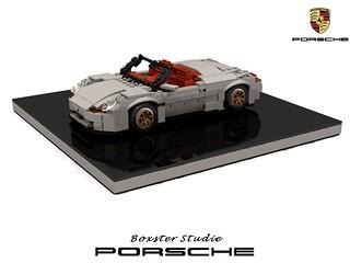 Porsche Boxster Studie (1992)