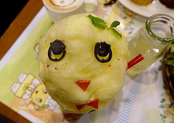 東京必吃船梨精主題咖啡店26
