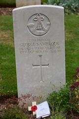 Barenthal Military Cemetery - Asiago, Italy - September 2015