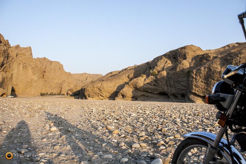 Trip to Cave City (Gondhrani) & Shirin Farhad Shrine (Awaran Road) on Bikes - 23233879071 8a473c76df c