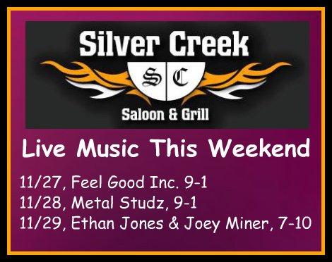 Silver Creek Poster 11-27-15