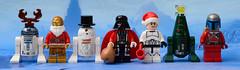 A Very Merry Star War Lego Christmas