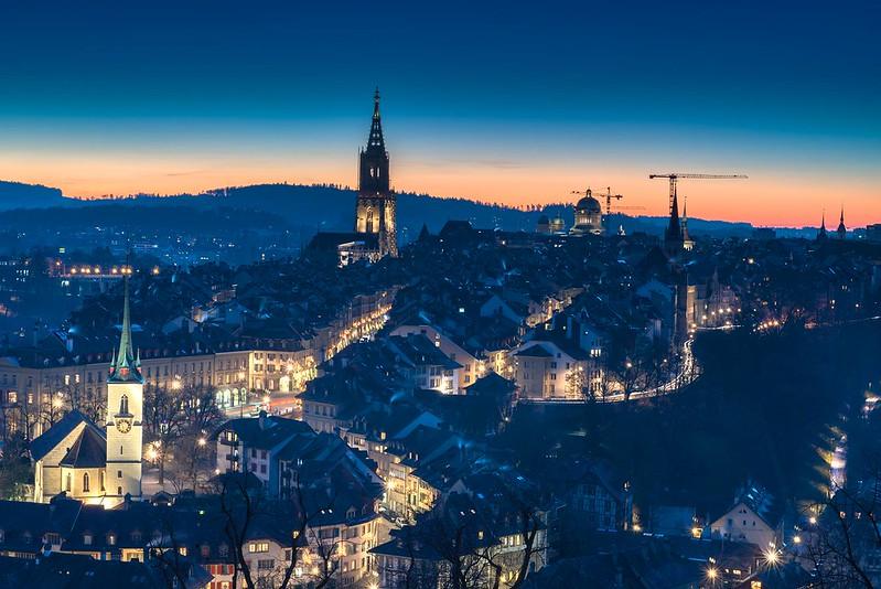 Good night - Bern