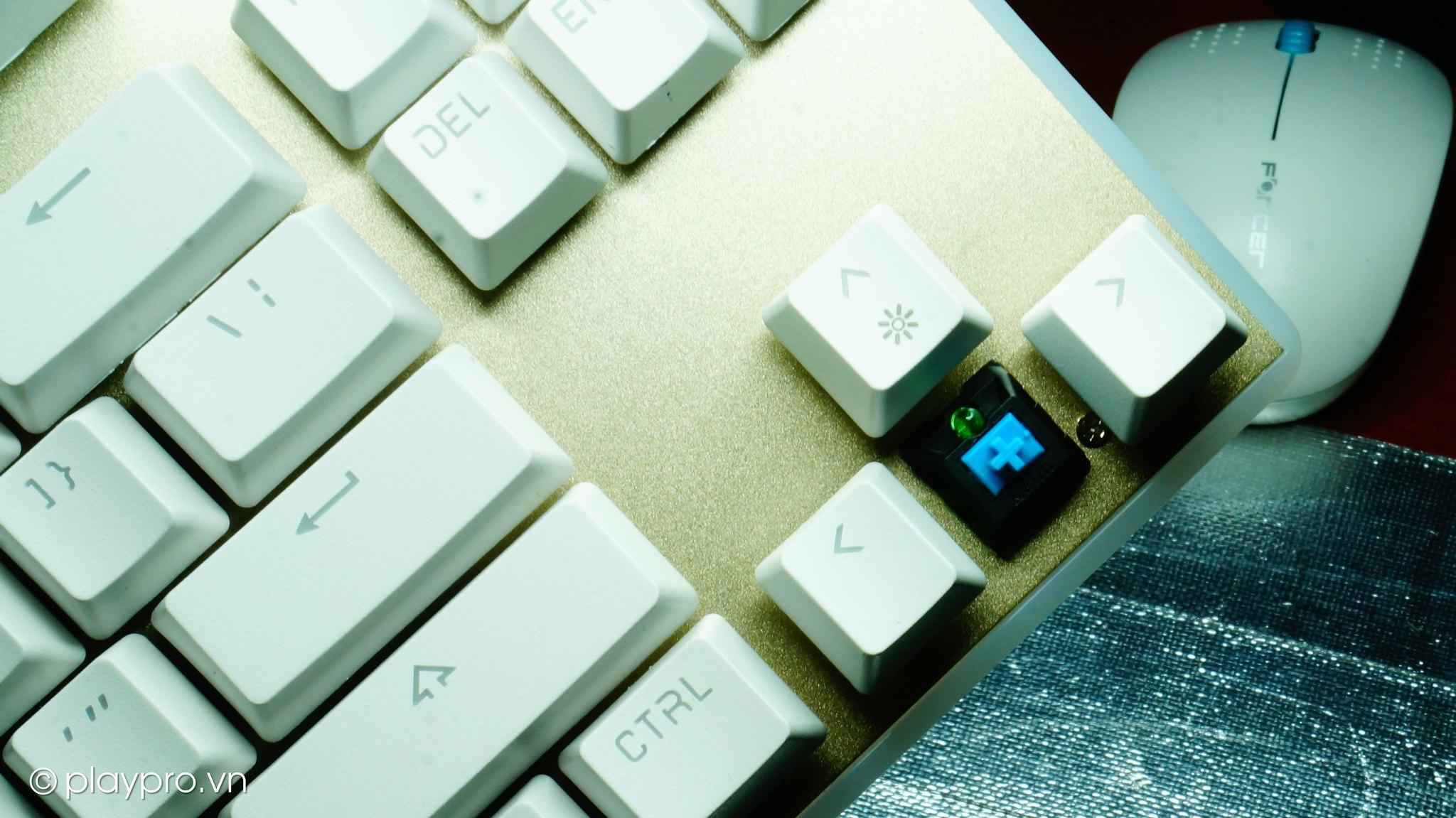 bàn phím cơ Newmen GM300