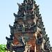 Bali 2015, Pura Puseh Temple Batuan, weru temple tower WM