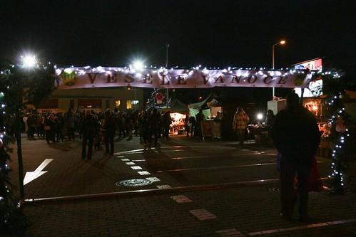 2013 - Mikulášská a rozsvícení vánočního stromku