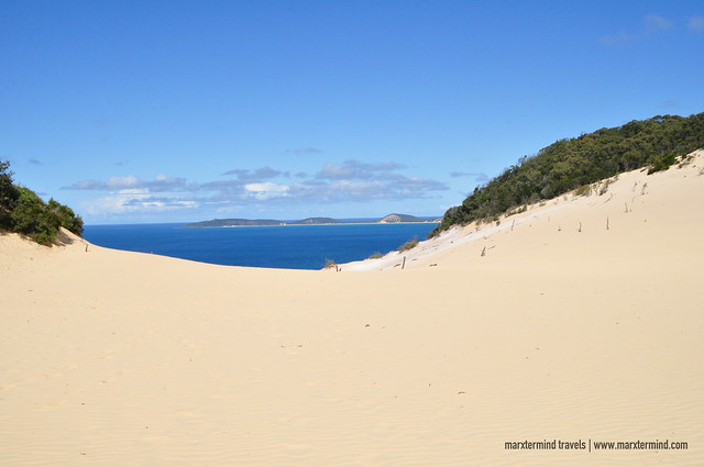 Sand Dunes Carlo Sand Blow Australia