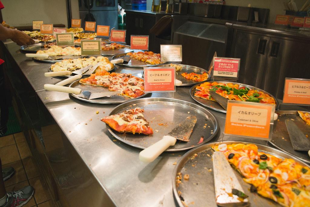 Shakey's Buffet Yokohama