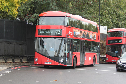 Arriva London North LT467 LTZ1467