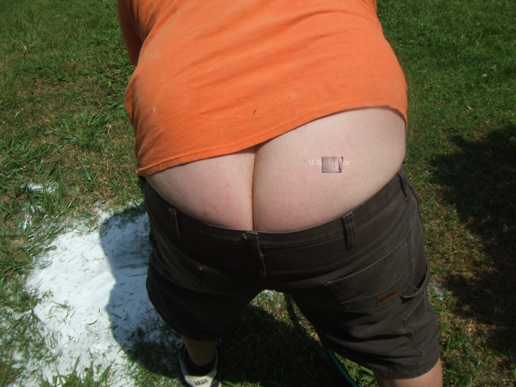 Male panty sex