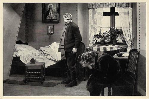 Werner Krauss in Scherben (1921)