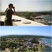 Overlook of Put-In-Bay town by daveynin
