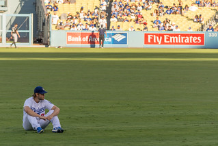 Clayton Kershaw moment to self.