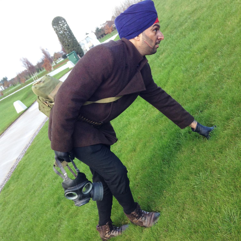 WW2 Sikh Soldier - 10