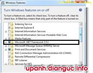 lỗi là .NET 4.5 is installed AutoCAD