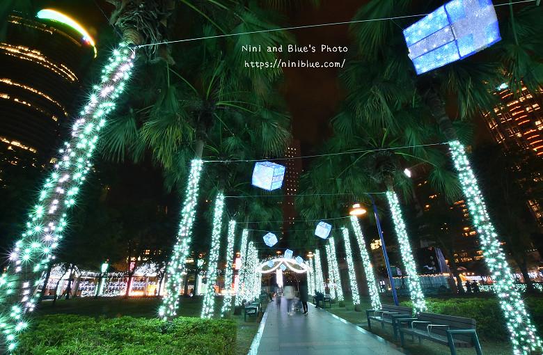 2016新北市耶誕城板橋車站景點04