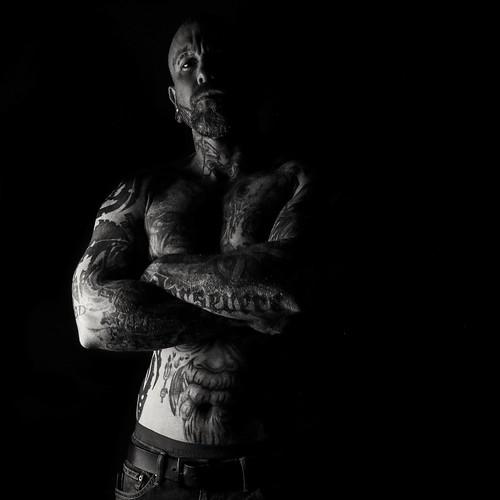 #guyswithtattoos #guyswithink #tattooed #sleeves #bodybuilding #weightloss #weightlossjourney #weightlosstransformation #fatloss #losingweight #picoftheday #photooftheday #gym #workout #workingout