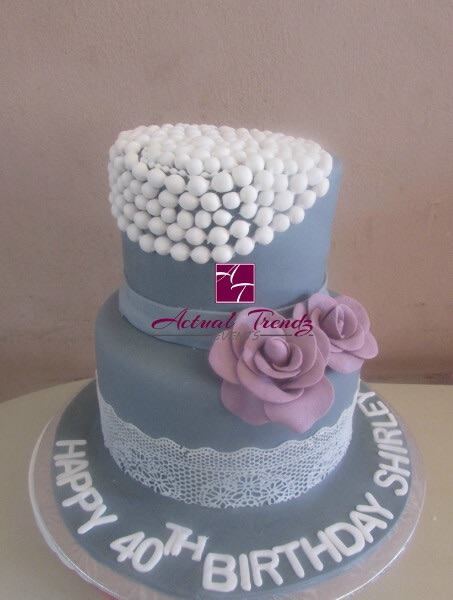 Cake by Actual Trendz Events
