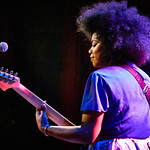 Mon, 17/10/2016 - 5:33am - Seratones broadcast for WFUV Public Radio from Rockwood Music Hall in New York City, October 17, 2016. Hosted by Russ Borris. Photo by Gus Philippas/WFUV