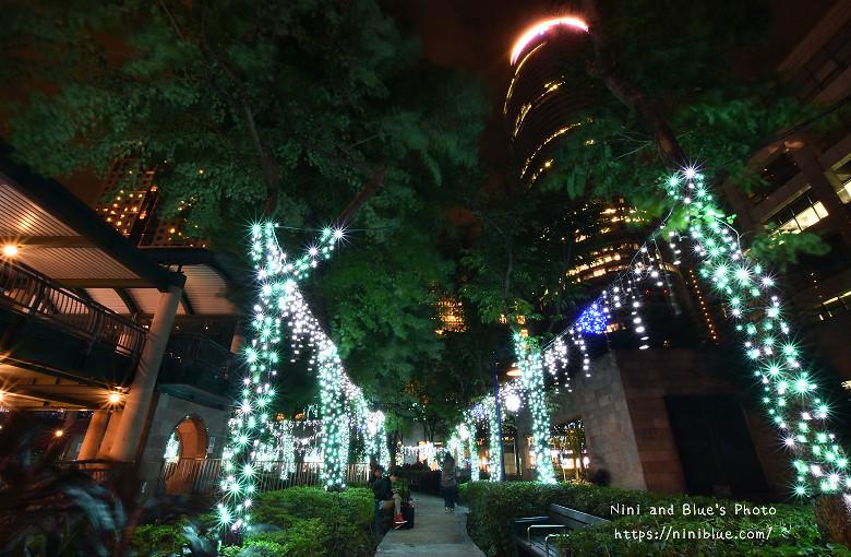 2016新北市耶誕城板橋車站景點10