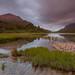 Dawn at Loch Clair.. by Gordie Broon.