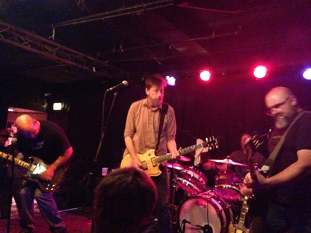 Swirlies and Kudgel, Great Scott, 7/3/15