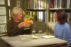 Martha Stewart talks with Jhumpa Lahiri