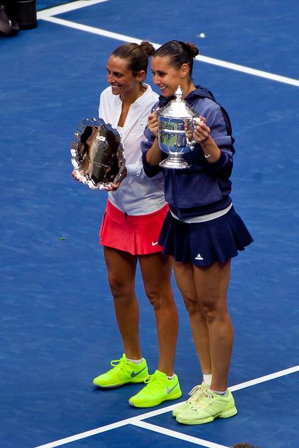 US Open Vinci Pennetta