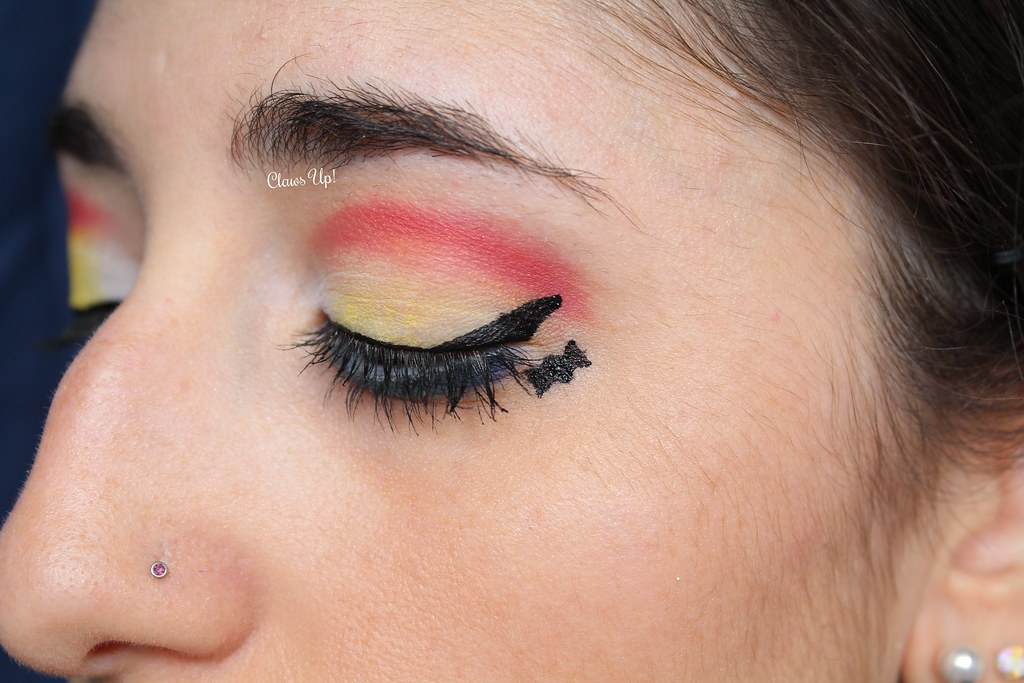 Disney princess Snow White makeup look