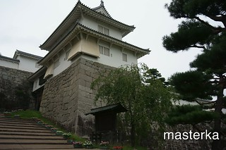 二本松城入り口2