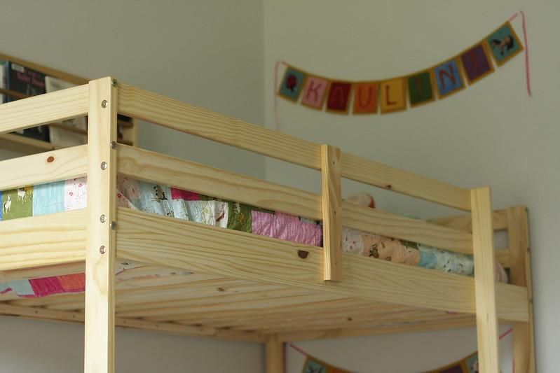 K's top bunk