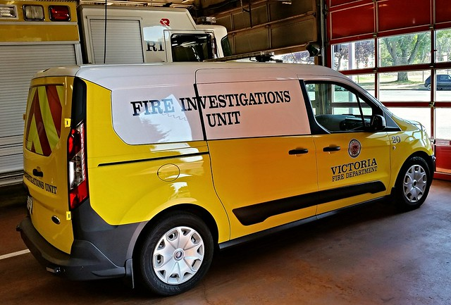 Victoria, BC Fire Investigations Unit 20 (2)