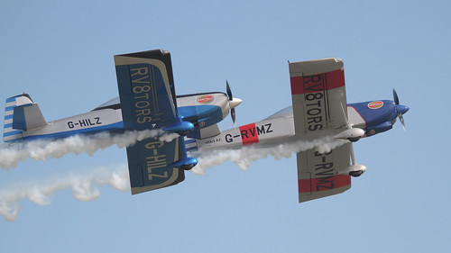 RV8 Display