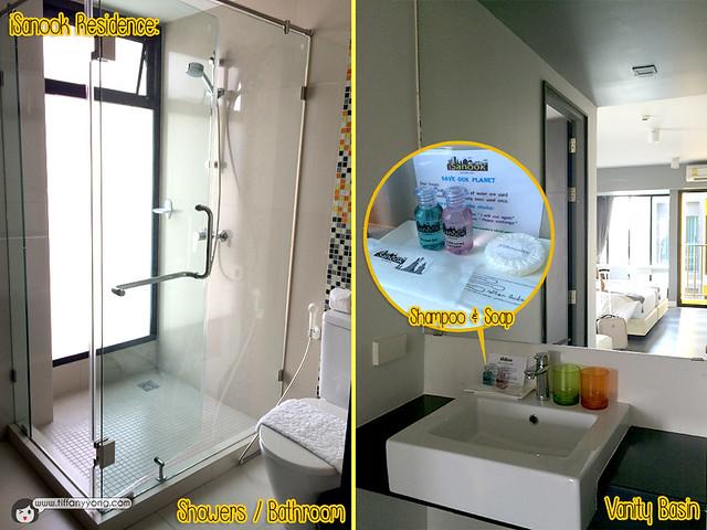 iSanook Residence Studio Toilet